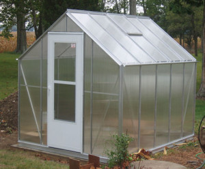 Polycarbonate Greenhouse Made in America