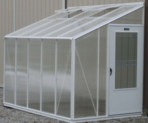 Best Buy Polycarbonate Lean-To Greenhouse Kits