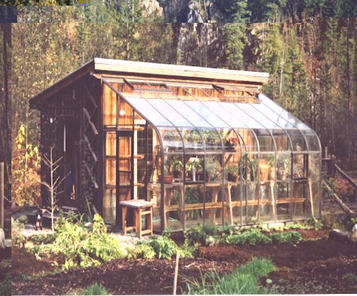 Acadian lean to greenhouses advance greenhouses for House plans with greenhouse attached
