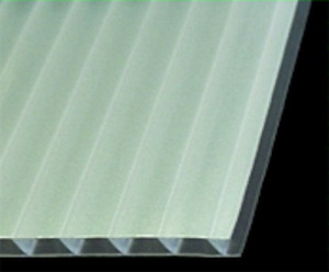 Polycoolite Polygal  Polycarbonate Sheet 8mm Twinwall