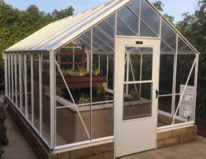 Clear View Polycarbonate Greenhouse