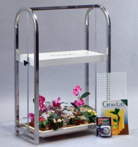 Grow Lab System, 1 shelf, 1 tray