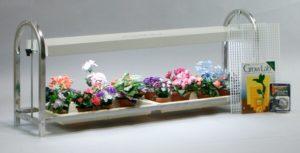 Grow Lab System, 1 Shelf, 2 Trays