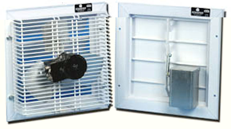 Greenhouse Shutter Fans : Greenhouse ventilation systems advance greenhouses