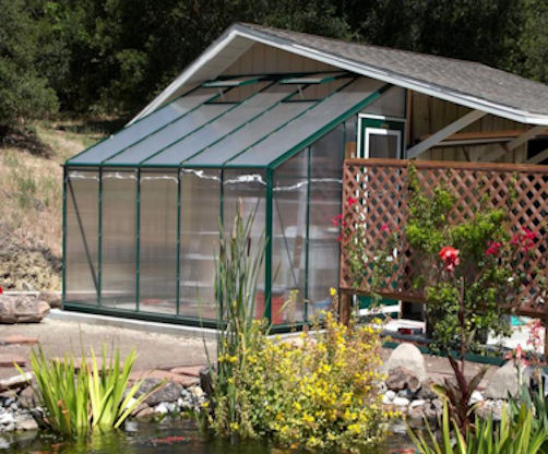 Best Buy Polycarbonate Lean To Advance Greenhouses