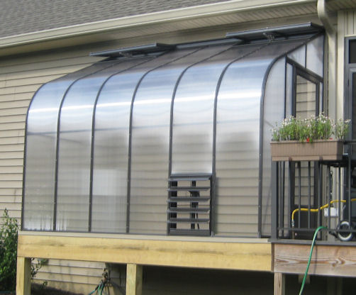 Evangeline Lean To Greenhouses Advance Greenhouses