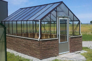 See Thru Polycarbonate Greenhouse