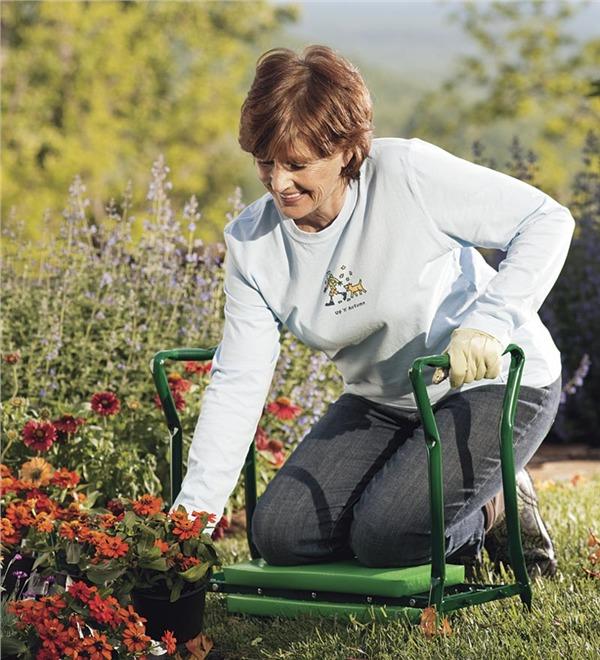 Folding Garden Kneeler