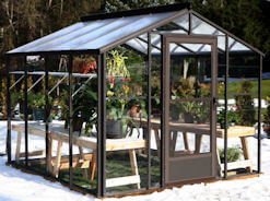 8 x 8 Acadian Greenhouse
